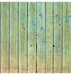 Square Green Planks vector image