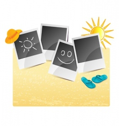 summer background photo vector image