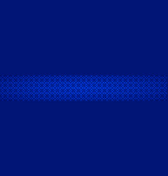 banner of small squares vector image