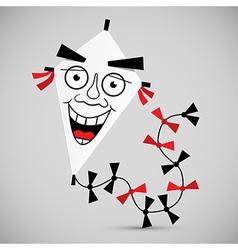 Paper Kite vector image
