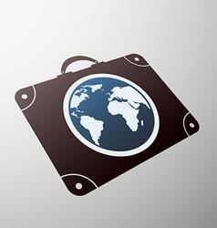 Travel symbol Stock vector image