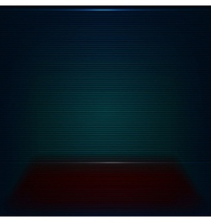 Abstract background with neon dark strips vector image
