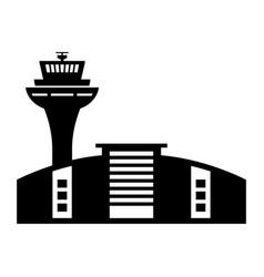 Airport vector