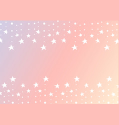 Falling star line purple abstract background vector