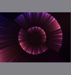 Violet circle blast abstract sheet background vector