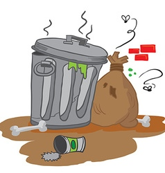 Garbage vector