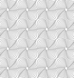 Slim gray diagonal Marrakesh twisted grid vector