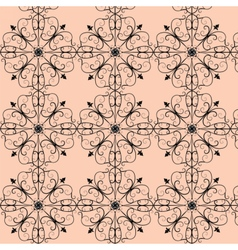Abstract classic ornament pattern vector