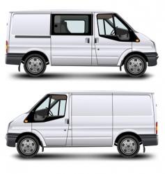 Minibus vector