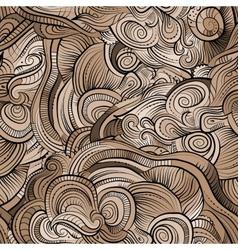 Vintage decorative ornamental seamless pattern vector image vector image