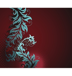 8floral line 17 1 vector