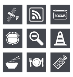 Icons for Web Design set 26 vector