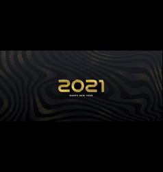 2021 new year logo vector image
