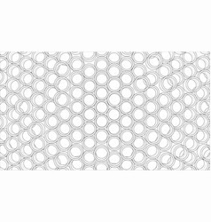 Abstract background tubes outline vector