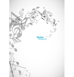 Abstract backgrounds with grey tunes - vertical vector image
