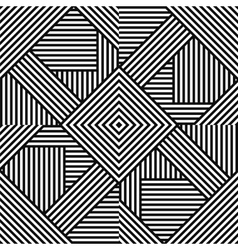 Abstract simple striped geometric background vector image