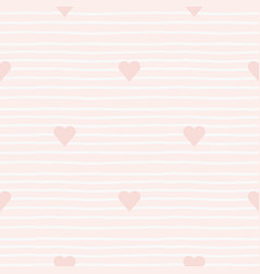 Delicate pastel background for valentine day vector