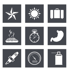 Icons for Web Design set 29 vector