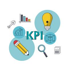 Key performance indicator vector