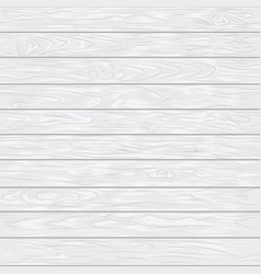 white wooden planks seamless pattern vector image