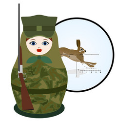 Hunter vector