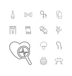 Lifestyle icons vector