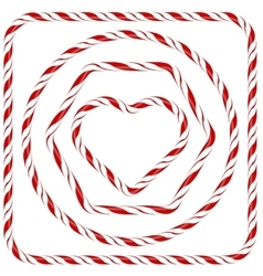 Candy Frames vector image vector image