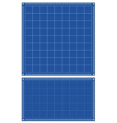 Blueprint backgrounds vector