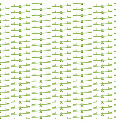 Pattern background teeter icon vector
