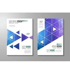Cover Design Tria bv vector