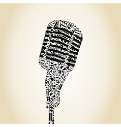 Microphone6 vector