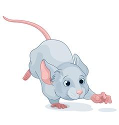 Wonderland Mouse vector image