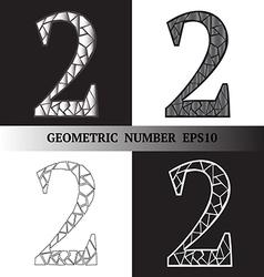 Two geometric vector