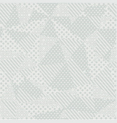 White cloth pattern vector