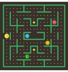 Arcade game concept vector image vector image