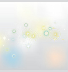 clip art circle background vector image vector image