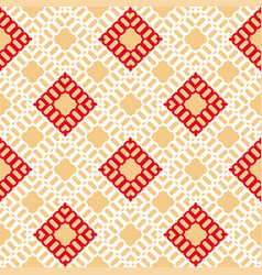 geometric colorful seamless pattern with vector image