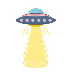 World ufo day vector