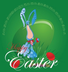 easter hot4 vector image