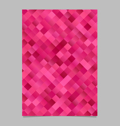 Trendy colorful abstract geometrical diagonal vector