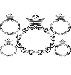 Decorative frames vector