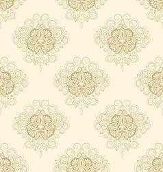vintage seamless pattern vector image