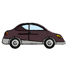 car transport family auto vector image