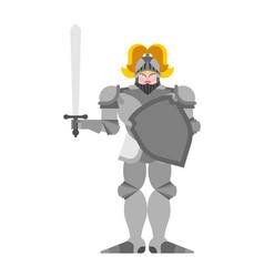 Joan arc woman knight history national heroine vector