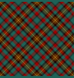 Tartan seamless pattern background red brown vector