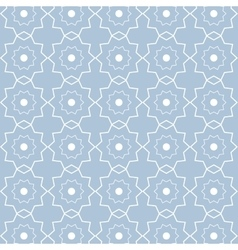 Baby blue geometric background patterns icon vector