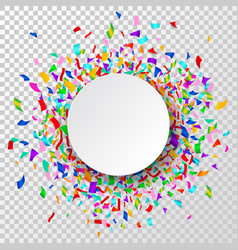Celebration background background with colorful vector