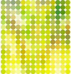 Colorful dots geometric background vector