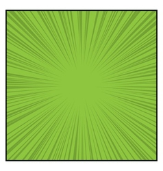 Comics color radial speed lines graphic effects vector