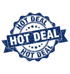 Hot deal stamp sign seal vector